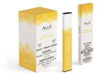 Allo Bar Mango Ice Disposable E-Cig by Allo Vapor Review