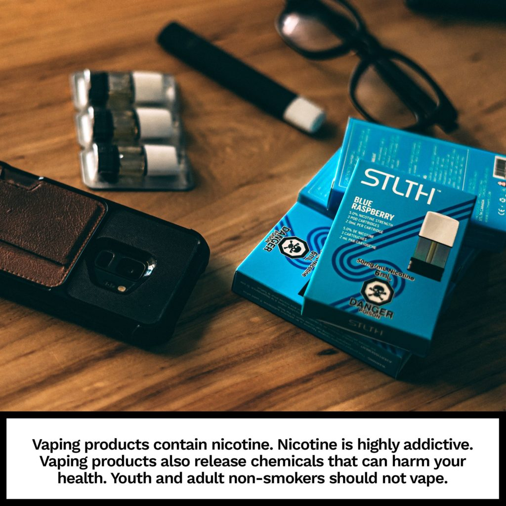 The STLTH Vape Device from STLTH Review